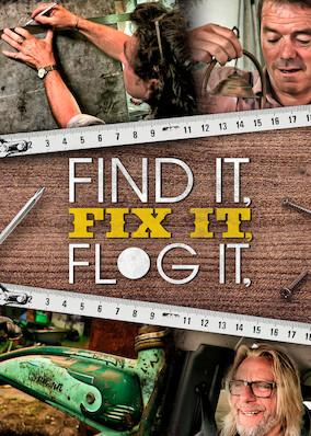 Netflix - instantwatcher - Find It, Fix It, Flog It / Season 1