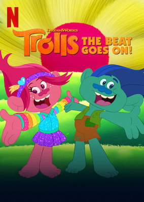 Netflix - instantwatcher - Trolls: The Beat Goes On! / Season 5