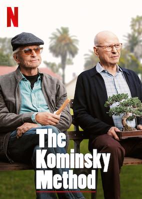 The Kominsky Methodon Netflix