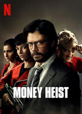 Netflix - instantwatcher - Money Heist