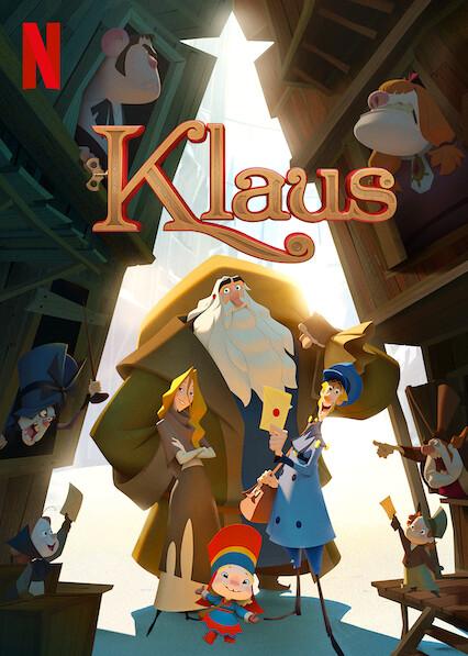 Klaus | Netflix 媒體中心